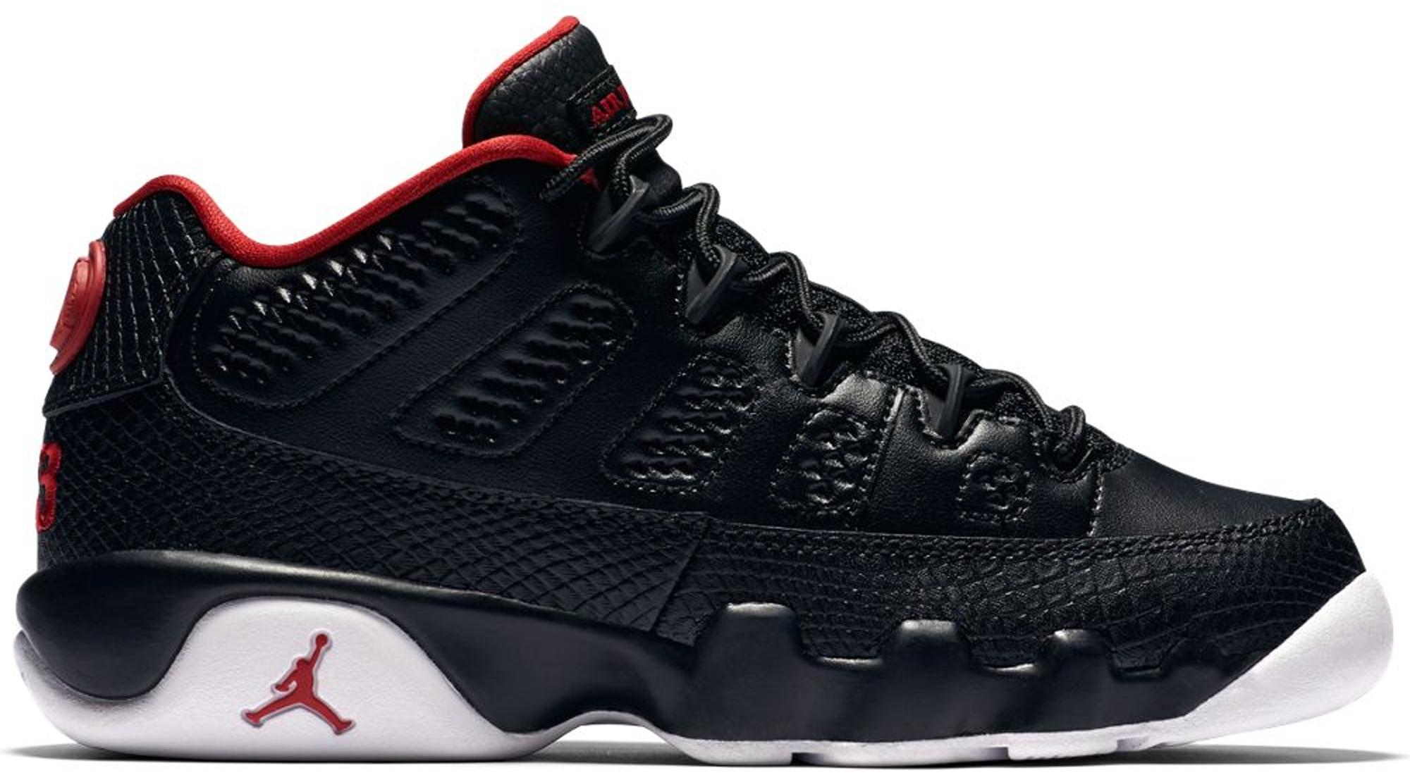 Jordan 9 Retro Low Snakeskin (GS)
