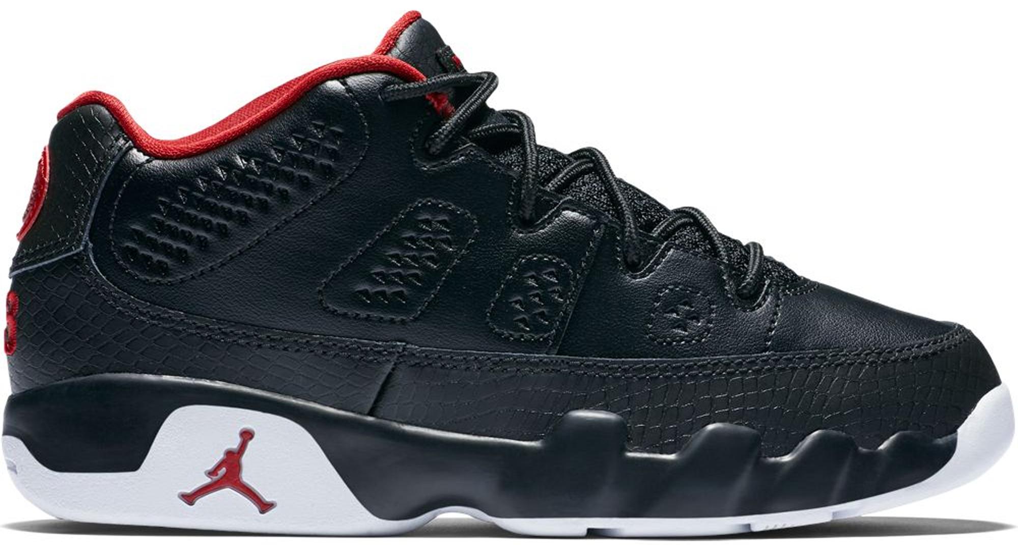 Jordan 9 Retro Low Snakeskin (PS)