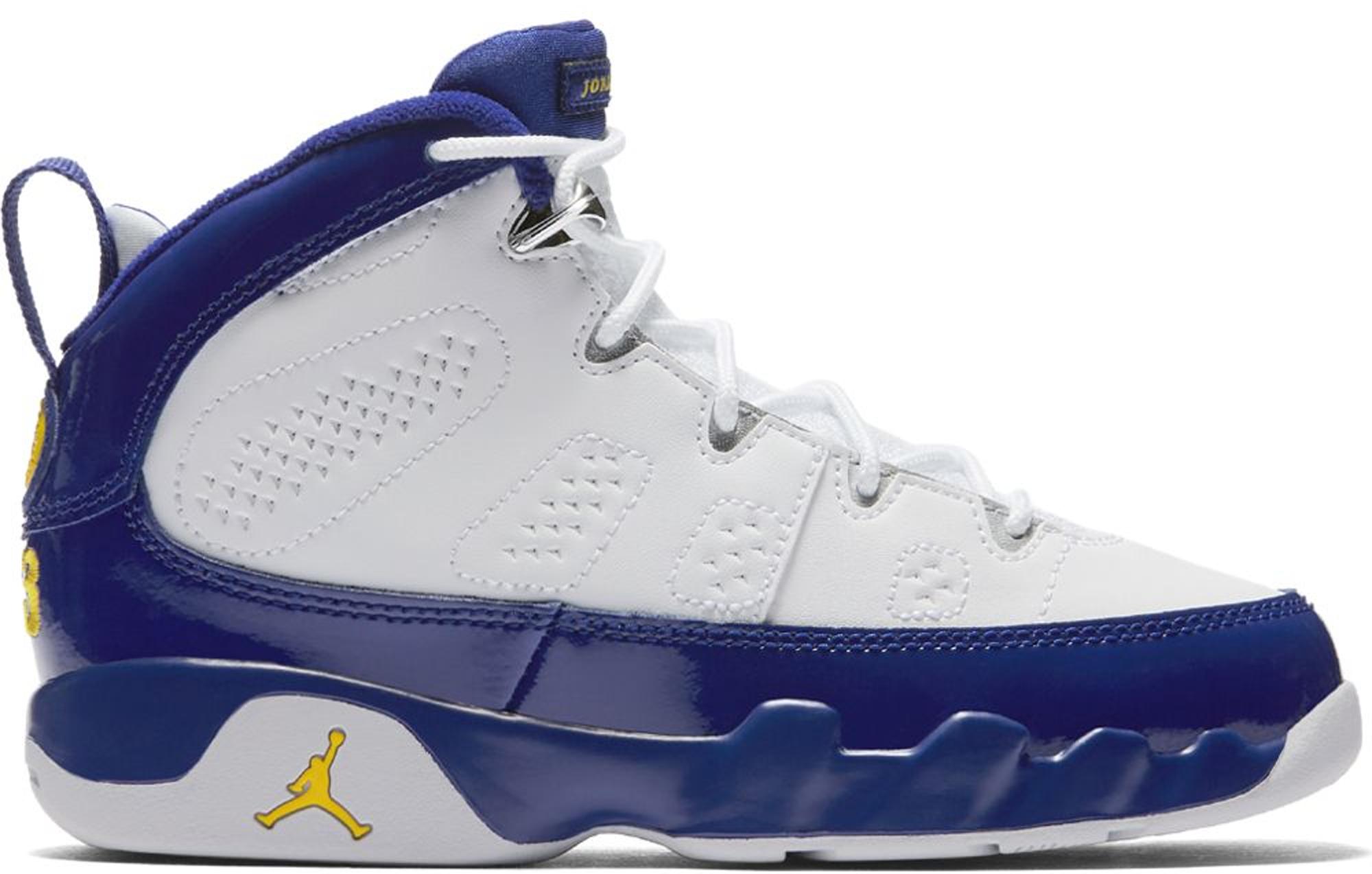 Jordan 9 Retro Kobe Bryant PE (PS)