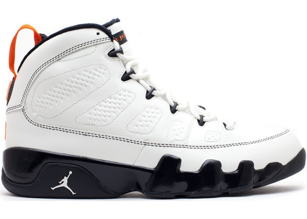 new styles 89386 dffd6 Air Jordan 9 Shoes - Average Sale Price