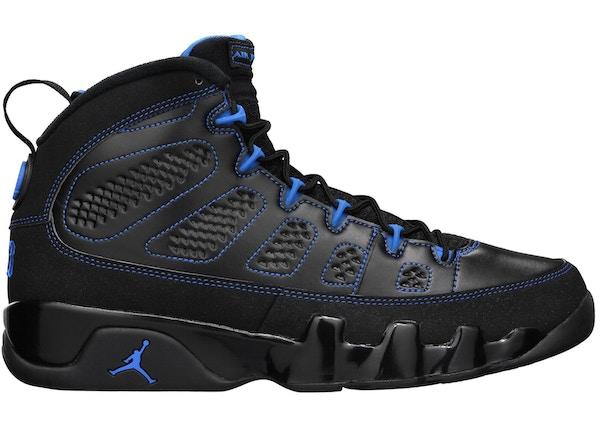 cfdf3e0e87d8 Jordan 9 Retro Photo Blue Black Bottom (B-Grade) - 302370-007b