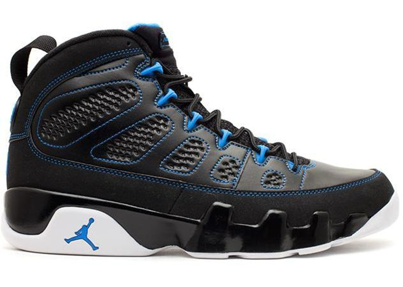 low priced 16b5f e5e28 Jordan 9 Retro Photo Blue