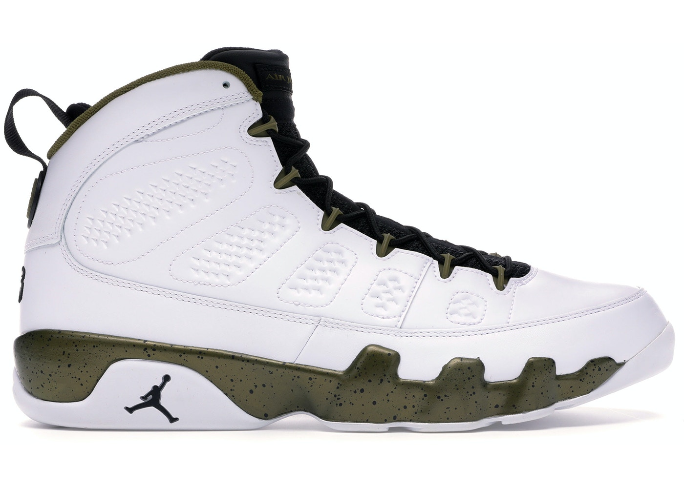 the latest 16edc e700d Jordan 9 Retro Statue - 302370-109