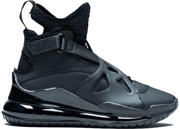 d134cbc01e71 Jordan Air Latitude 720 Triple Black (W)