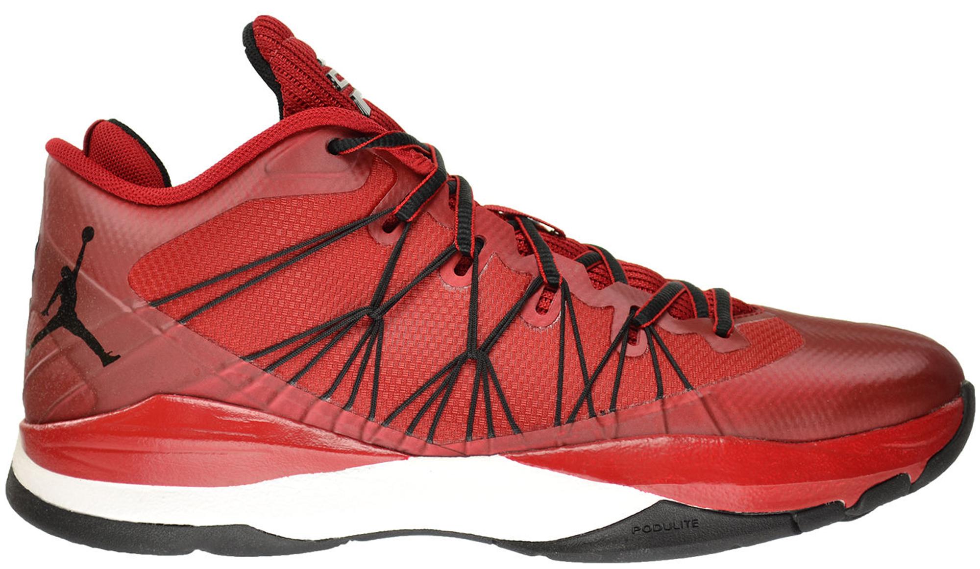 Jordan CP3.VII AE Gym Red Black