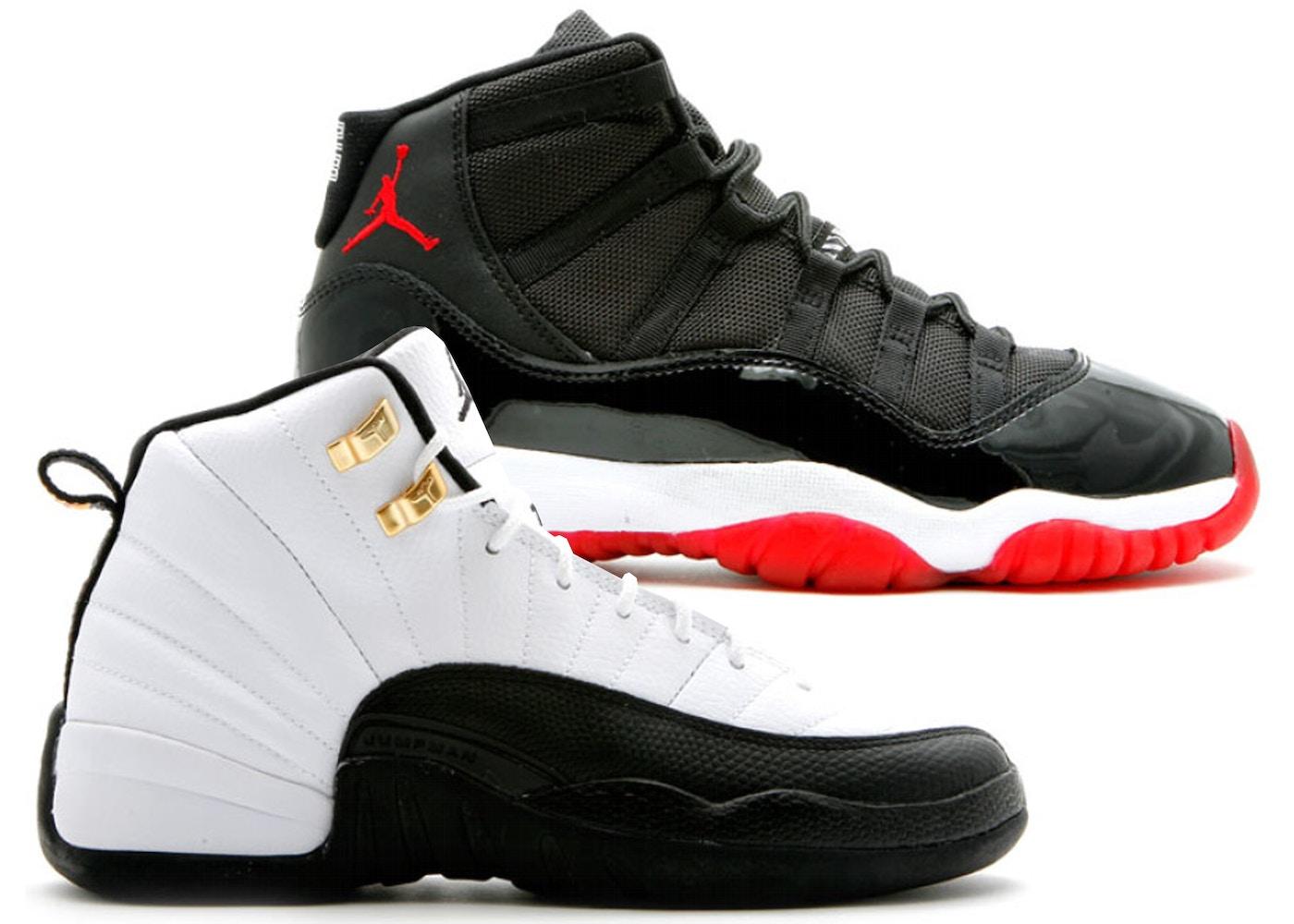 buy online 35b1e c3d90 Jordan Countown Pack 11 12 (GS) - 338150-991