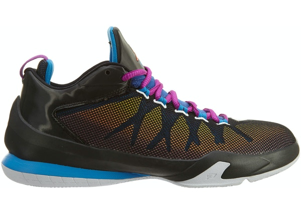 52a0031a1b1b Jordan Cp3.Viii Ae Black Infrared 23-Gym Royal-Vivid Purple - 725173-064