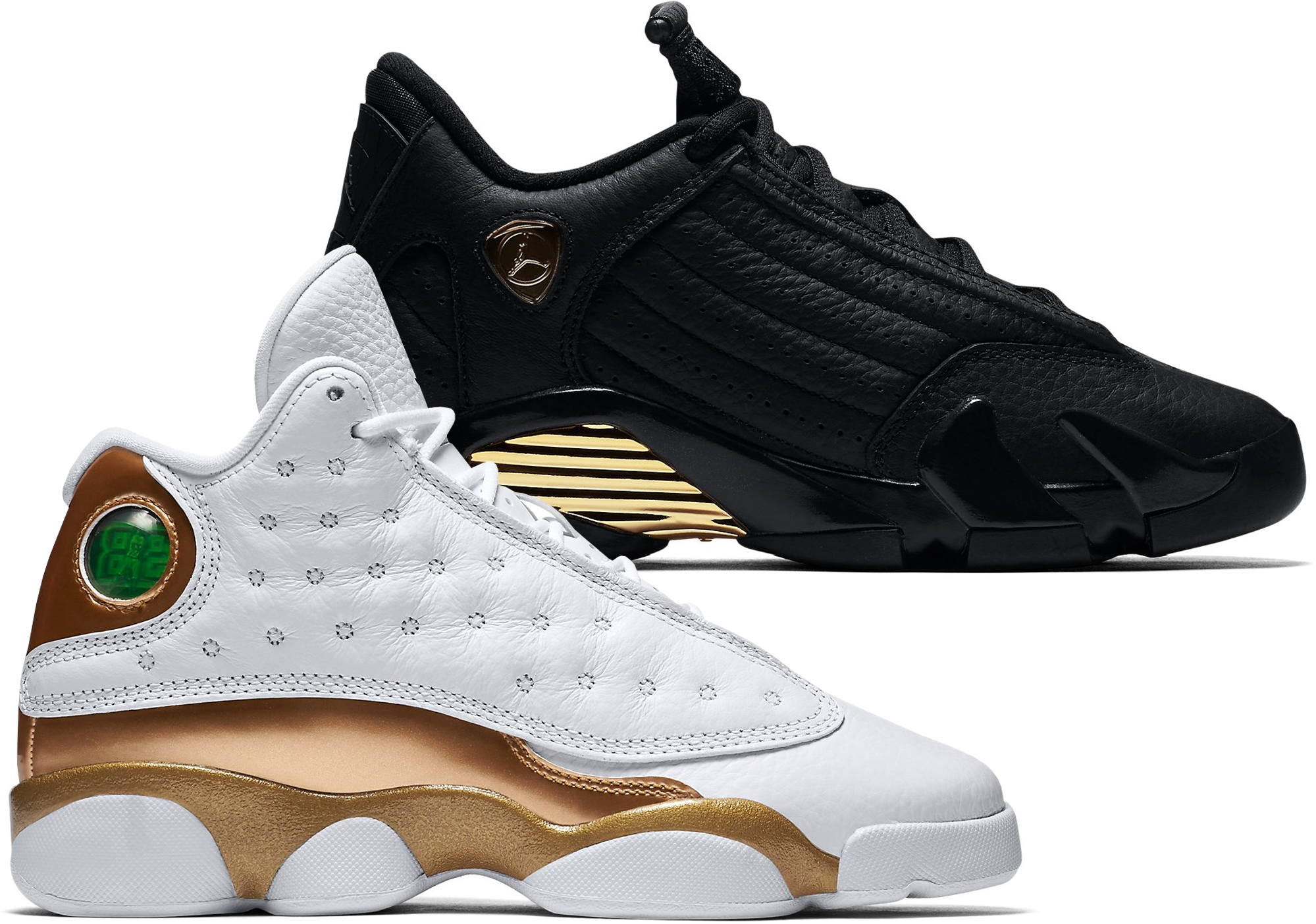 sneakers for cheap 685dd 56f14 Air Jordan Defining Moments Pack Last Shot GS