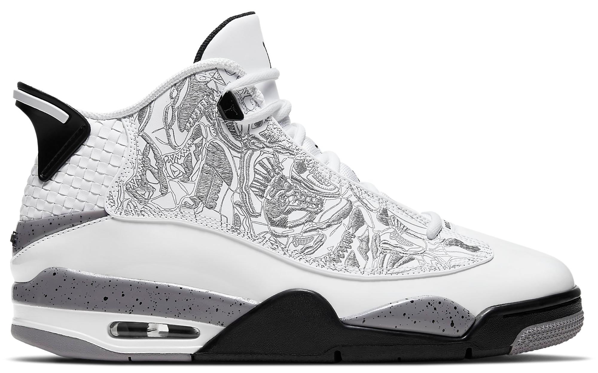 Jordan Dub Zero White Cement (2020