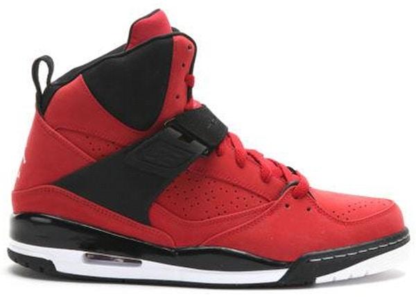 f10bb7b1d Jordan Flight 45 High Varsity Red Black - 384519-601