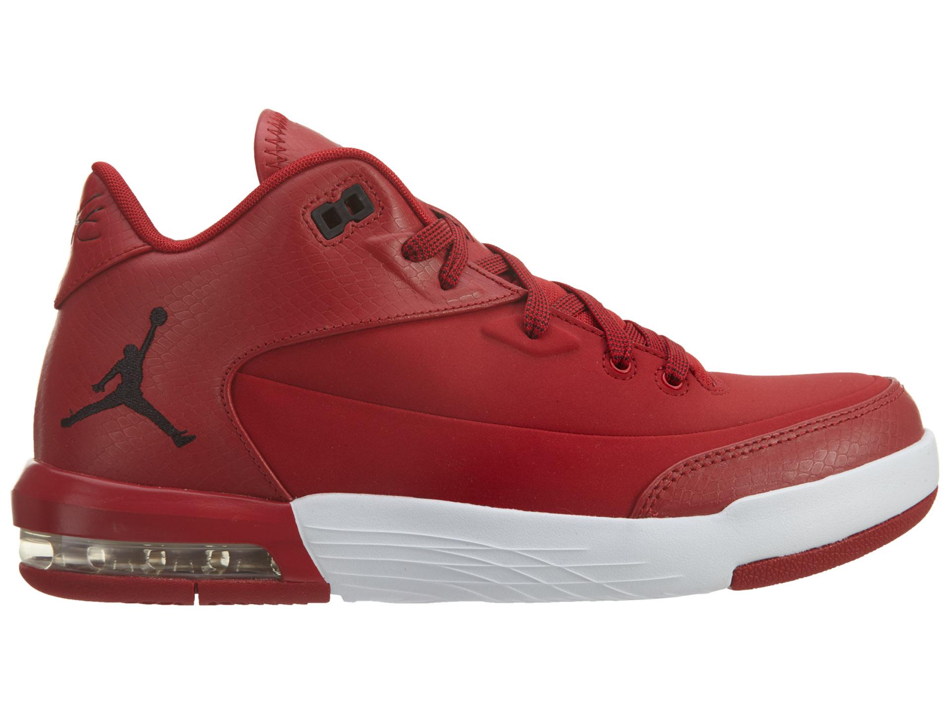 Jordan Flight Origin 3 Gym Red/Black