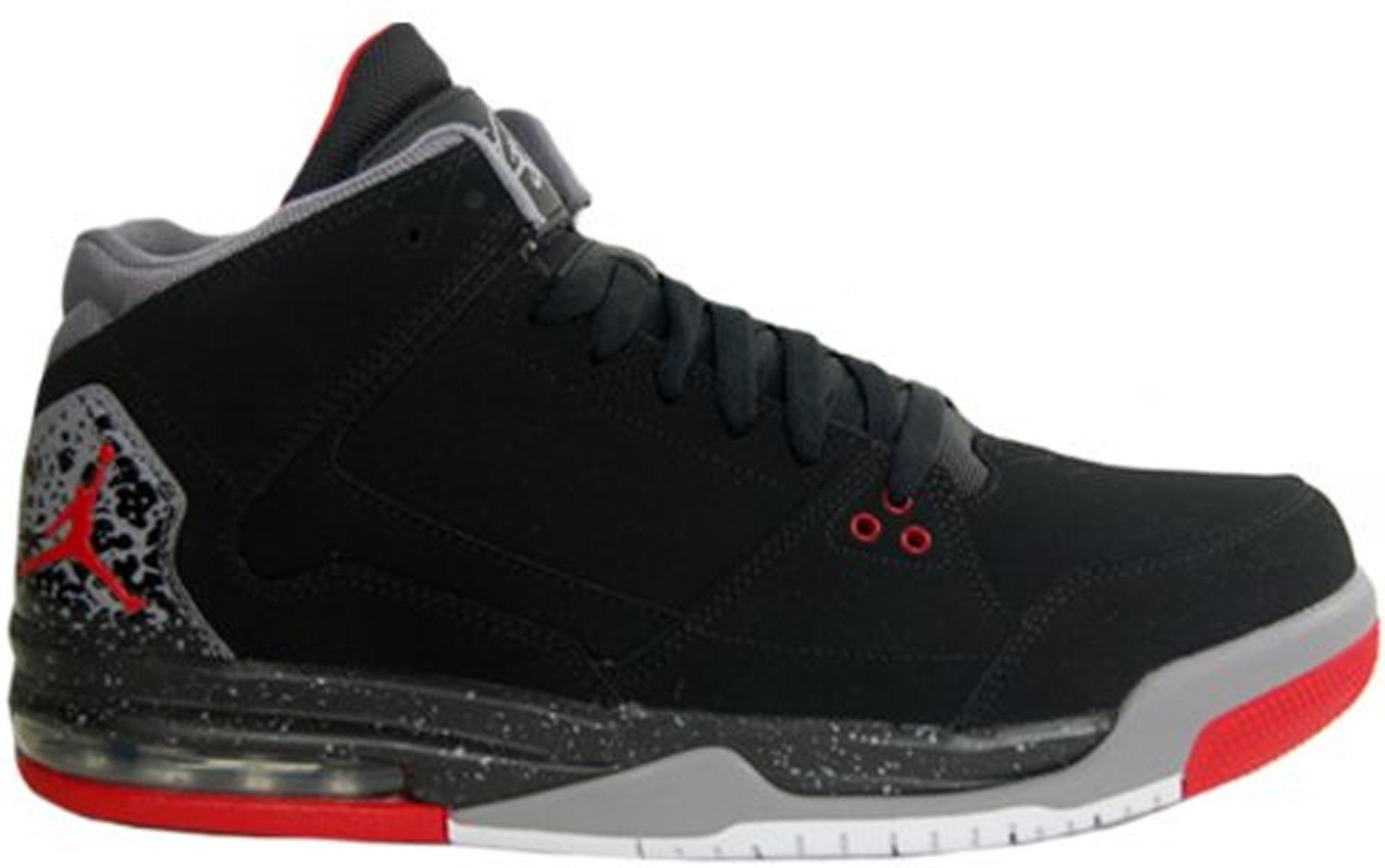 Jordan Flight Origin Black Cement
