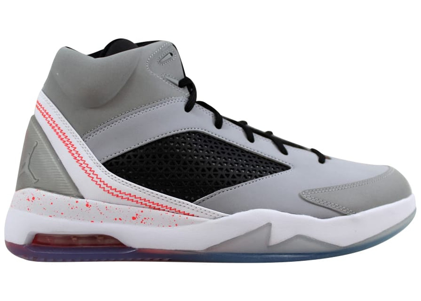 aace443b2a6e Sell. or Ask. Size --. View All Bids. Air Jordan Flight Remix Wolf Grey  Infrared 23-Black