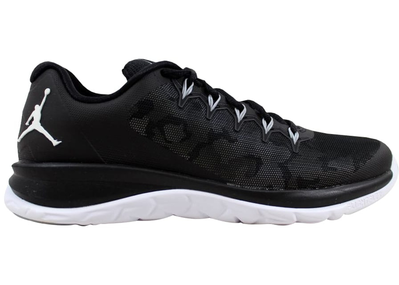 sentido cisne banco  Air Jordan Flight Runner 2 Black/Wolf Grey-White - 715572-005