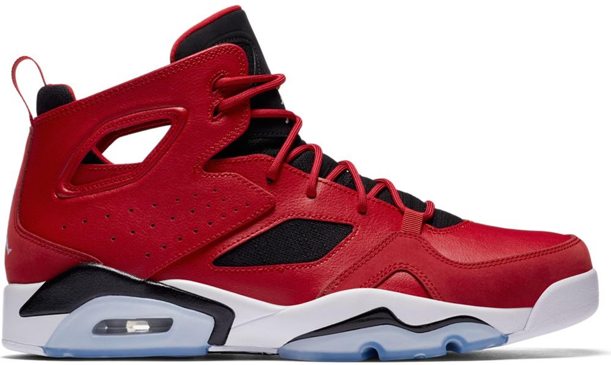 Jordan Flightclub 91 Gym Red - 555475-600