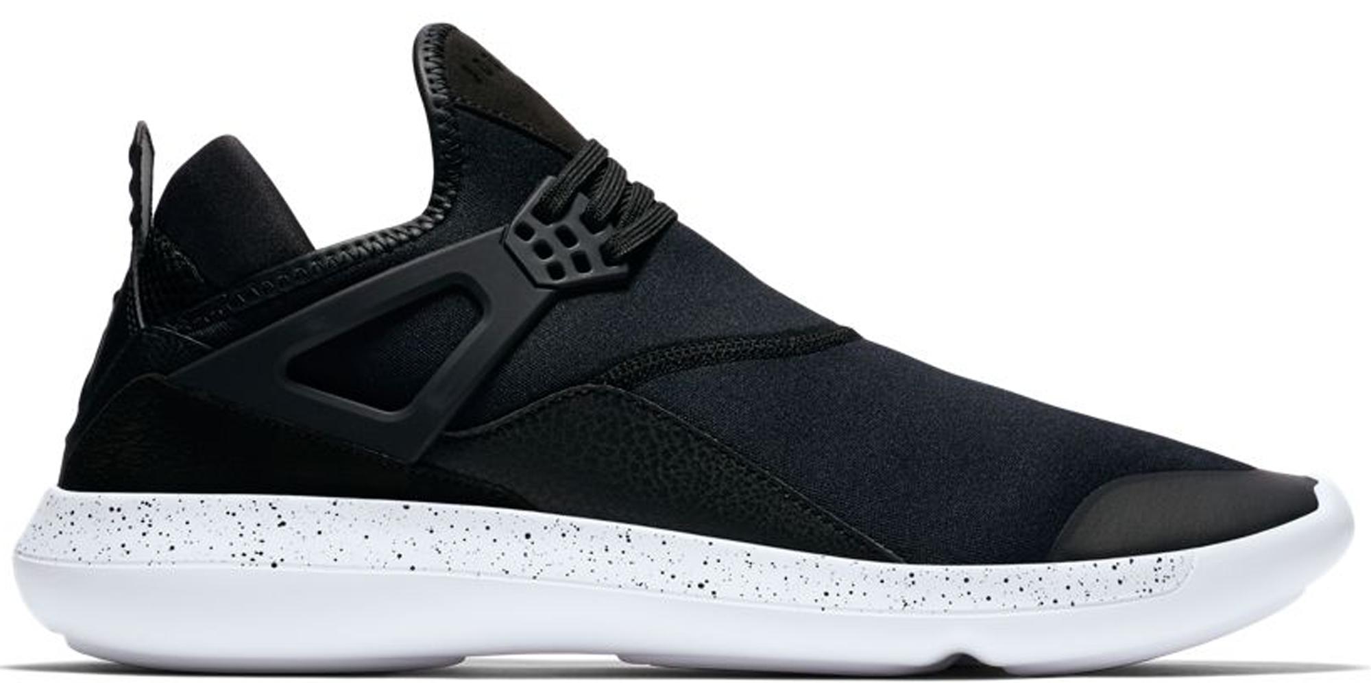 Jordan Fly 89 Black White - 940267-010