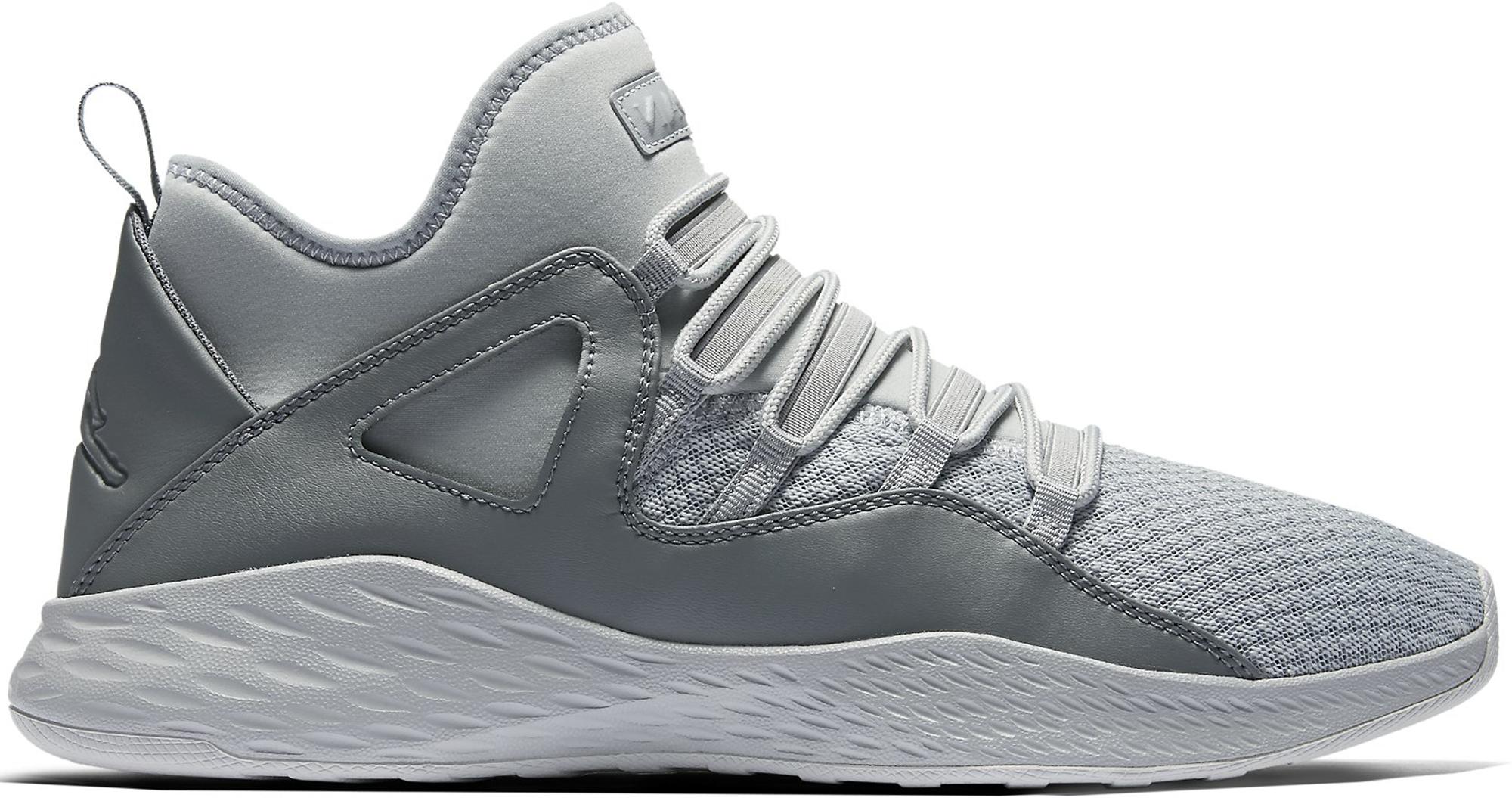 Jordan Formula 23 Cool Grey Wolf Grey