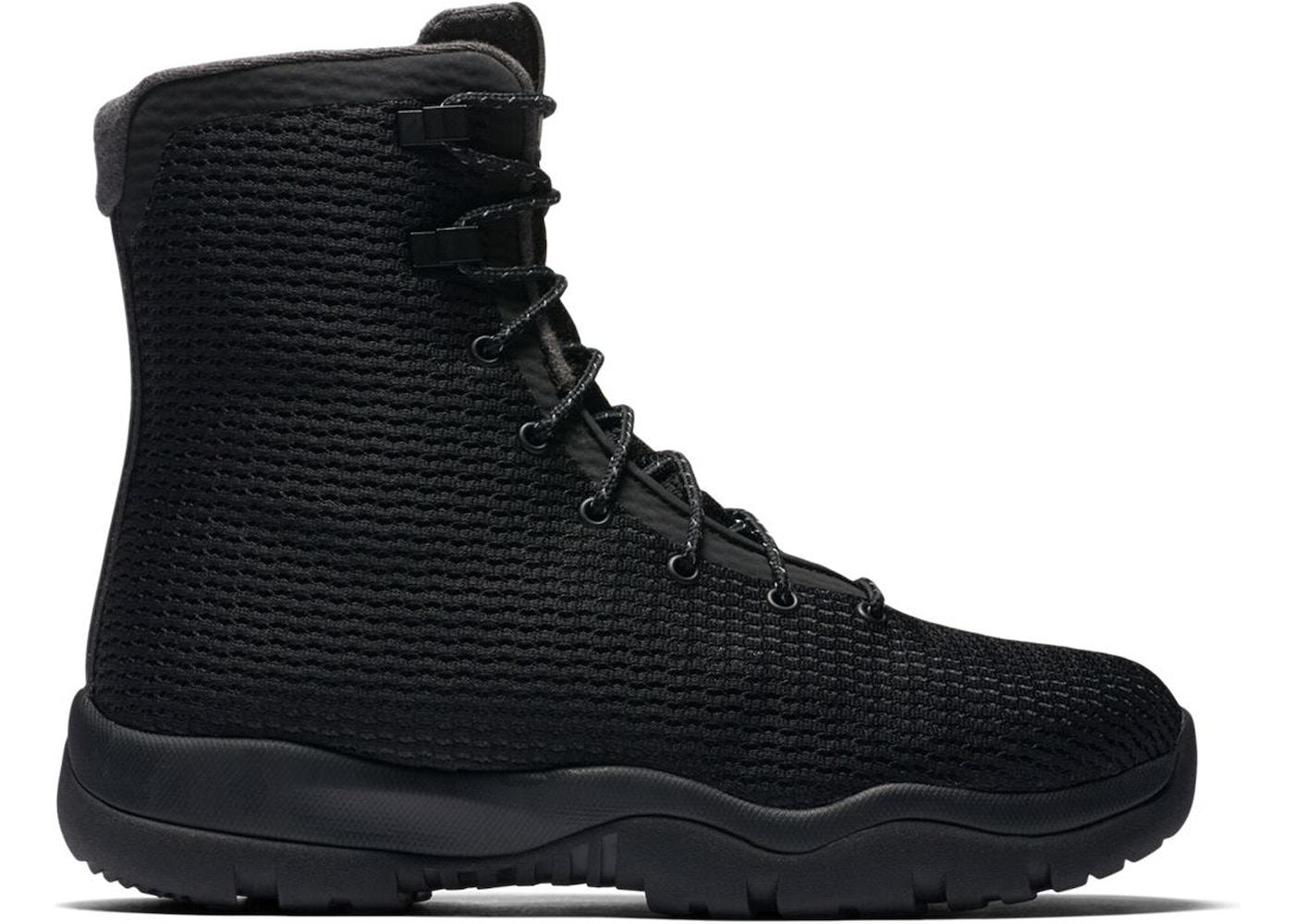 Jordan Future Boot Black - 854554-002 32ddadd73