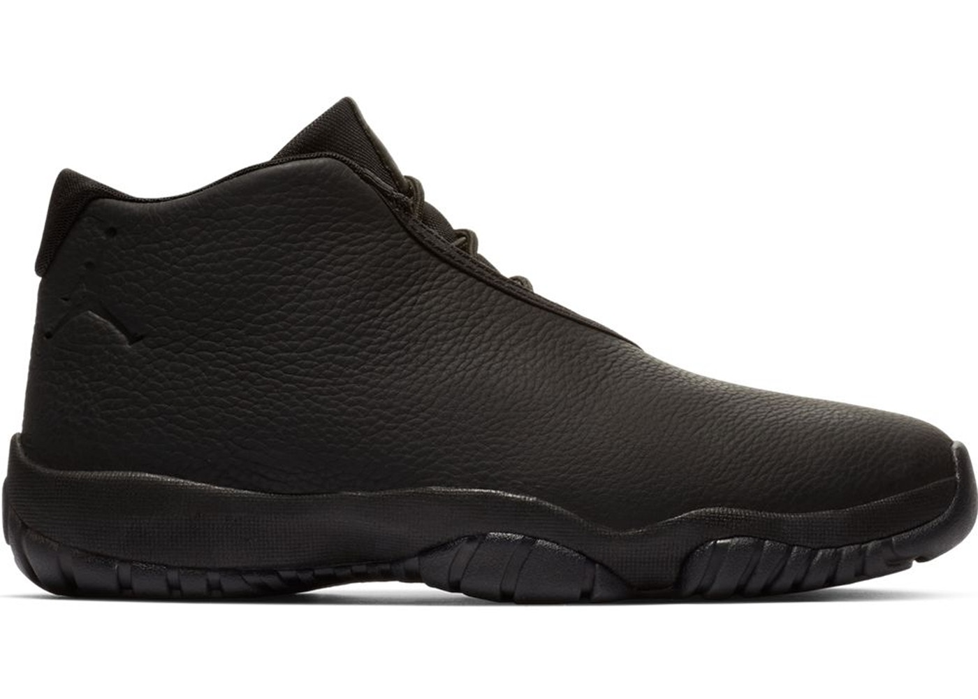 8d9dca6dfc4276 Sell. or Ask. Size  10.5. View All Bids. Jordan Future Triple Black Leather