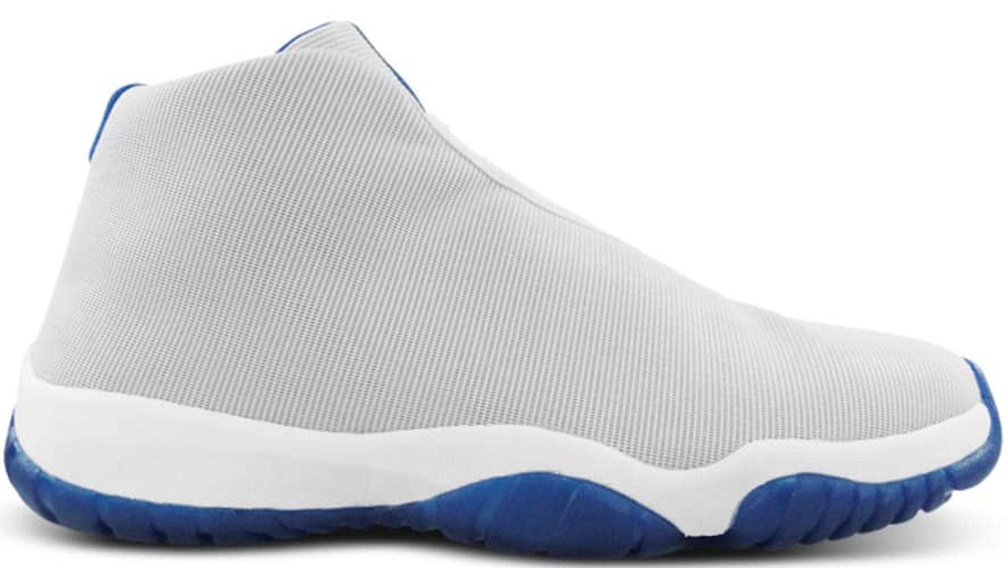 Jordan Future White Sport Blue - 656503-107