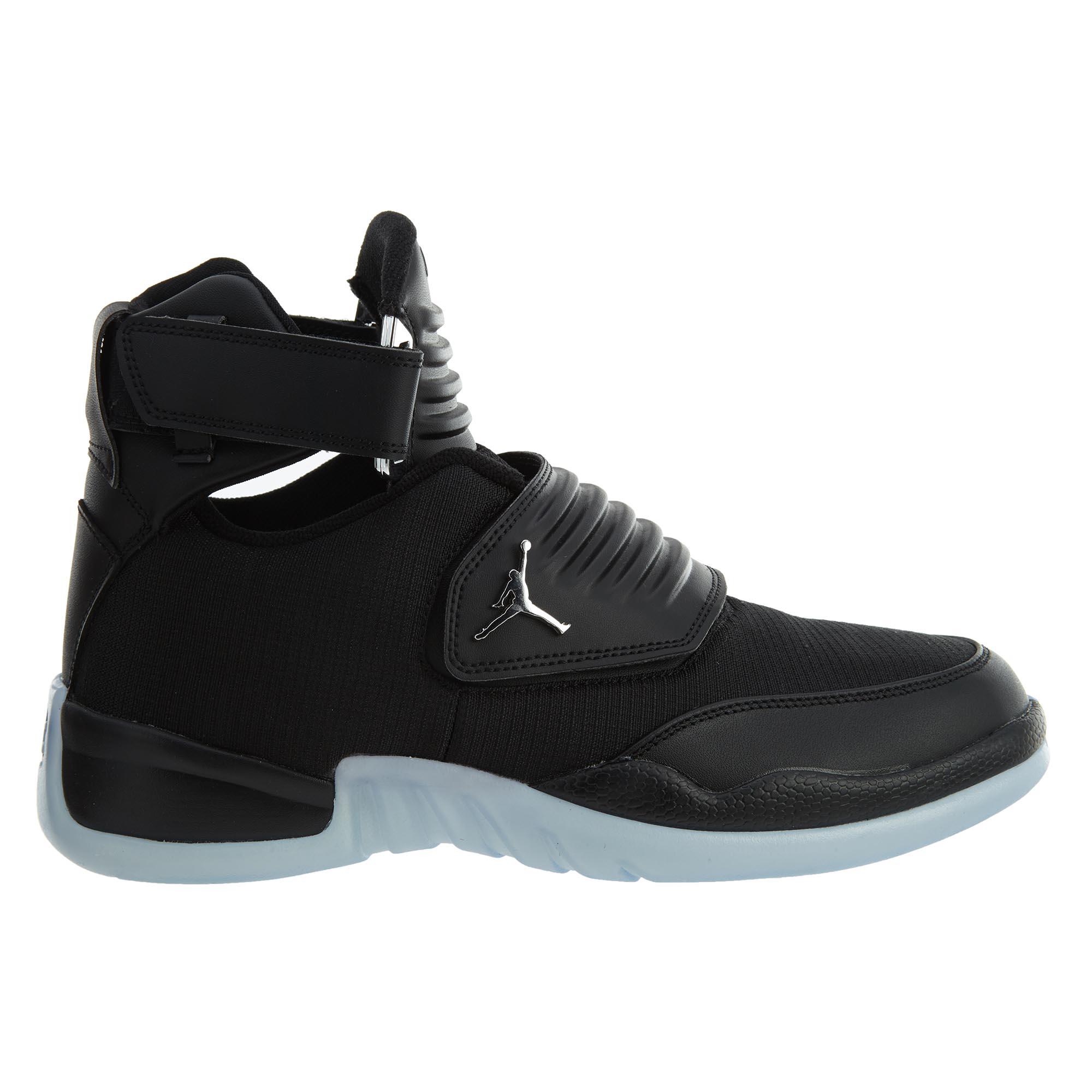 Jordan Generation 23 Black/Black-Chrome