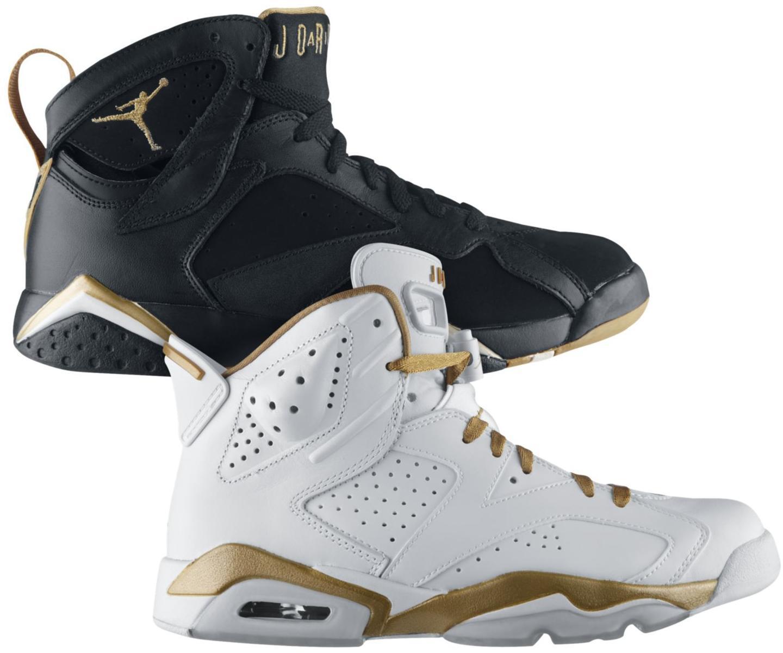 Jordan Golden Moments Pack (6/7
