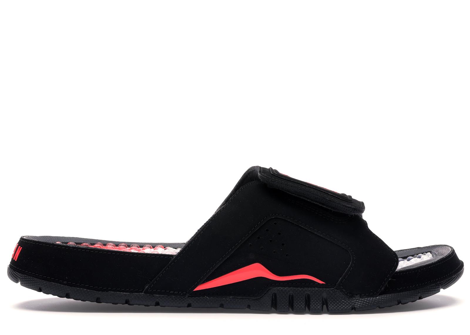 Jordan Hydro 6 Retro Black Infrared 23