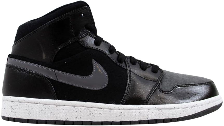 Air Jordan I 1 Mid Premium Black/Gym