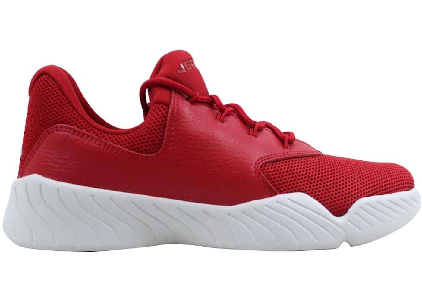 89ec453bca9 Air Jordan J23 Low Gym Red/Gym Red-Pure Platinum - 905288-601