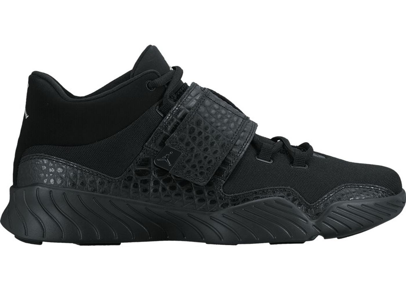 04e4e473a2b Jordan J23 Triple Black - 854557-001