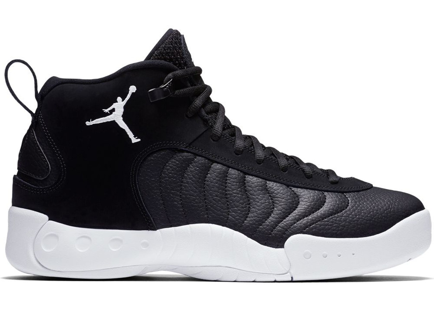 hot sale online be442 dfecb Jordan Jumpman Pro Black White
