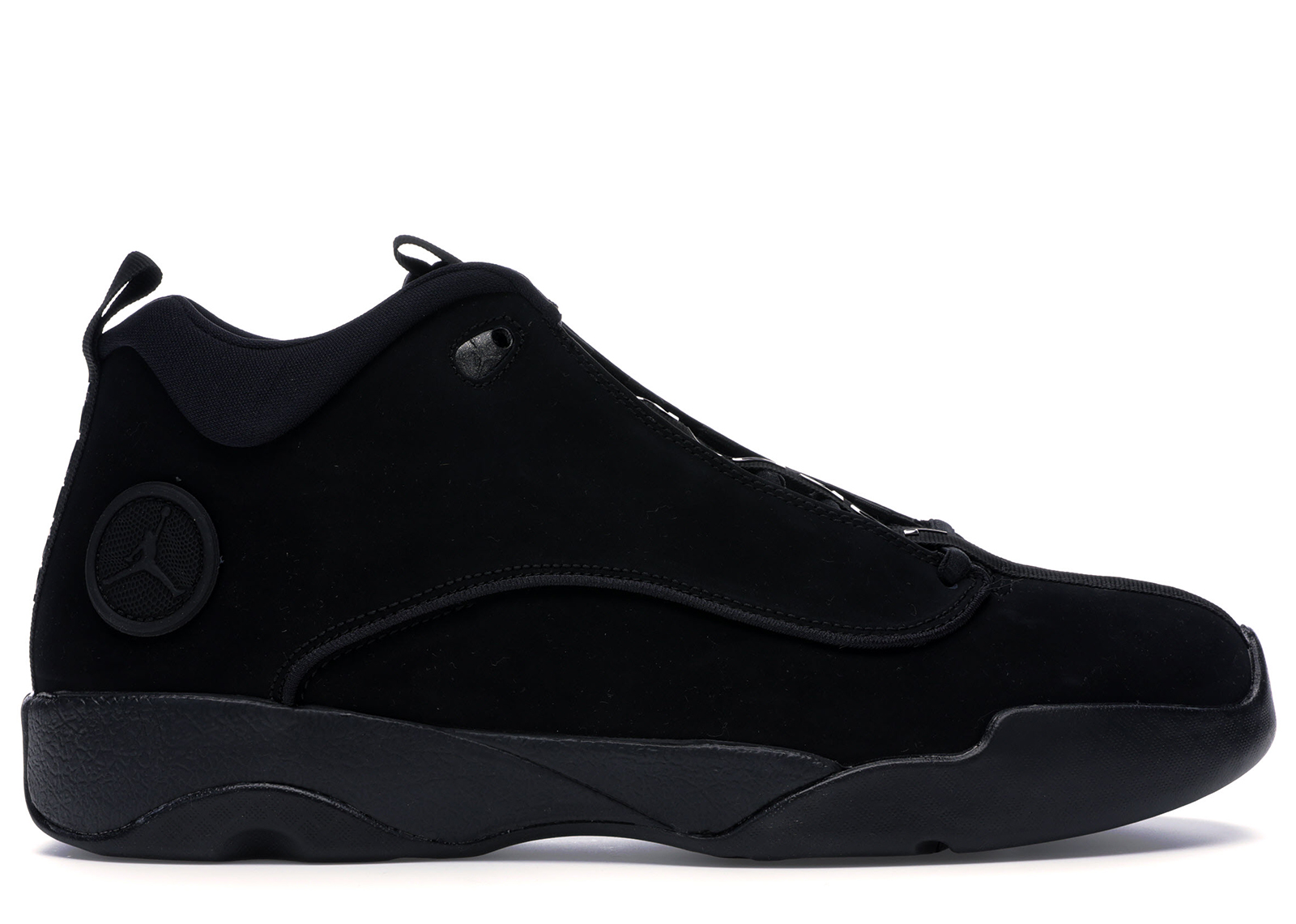 Jordan Jumpman Pro Quick Black/Black