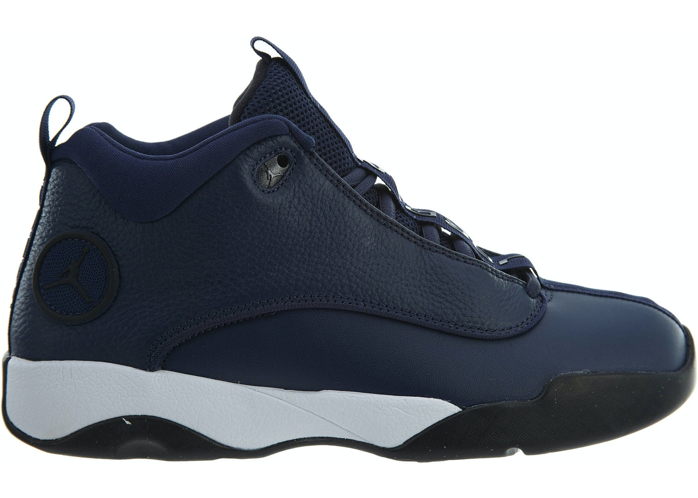 76ff5e35f9e218 Jordan Jumpman Pro Quick Midnight Navy Black-White - 932687-401