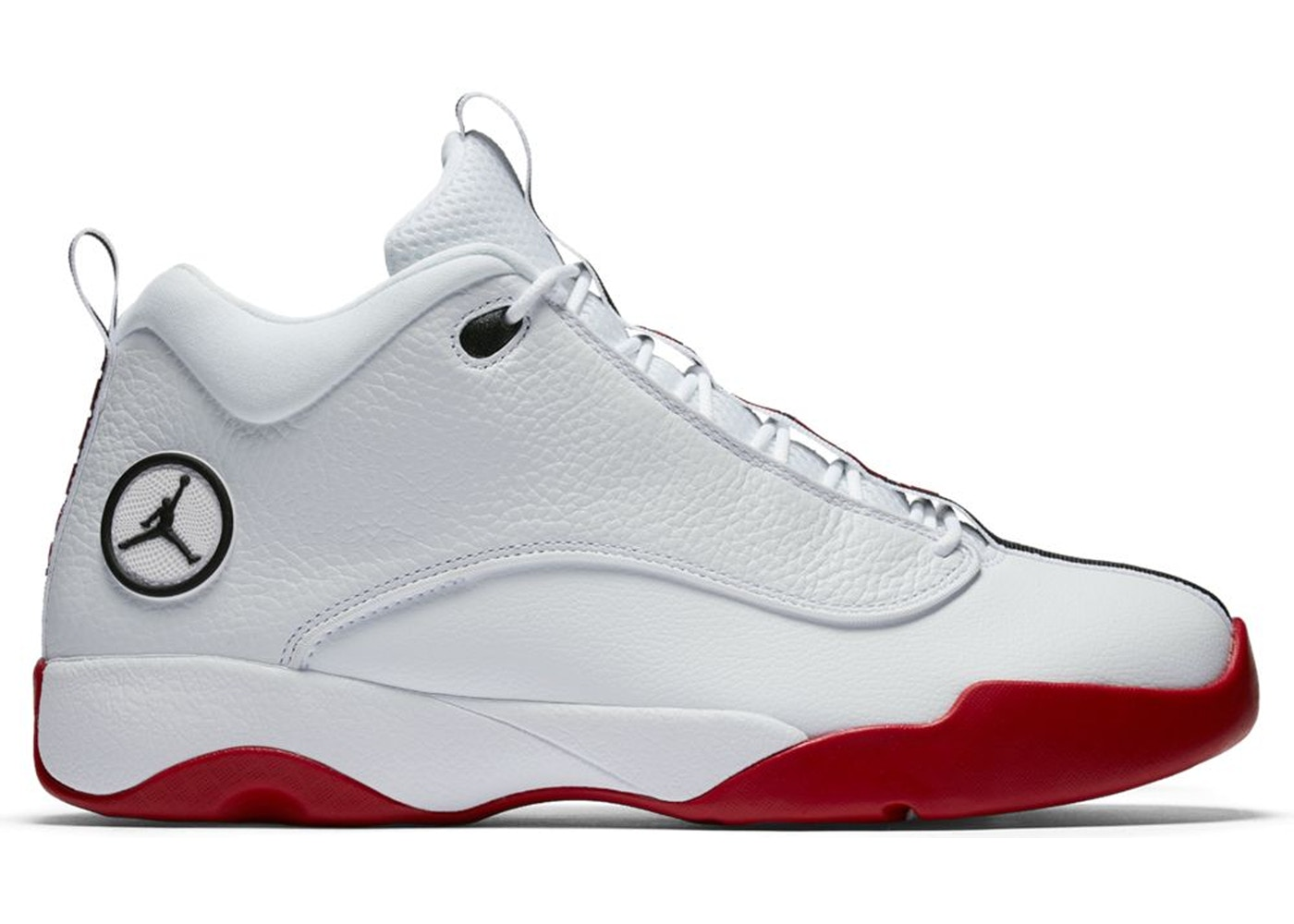 0067e680fed347 Sell. or Ask. Size 9. View All Bids. Jordan Jumpman Pro Quick White Black  ...