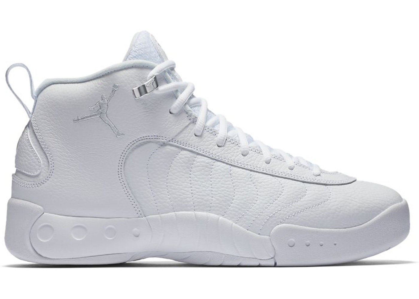 on sale c11cf 733ea Jordan Jumpman Pro White Pure Platinum - 906876-100