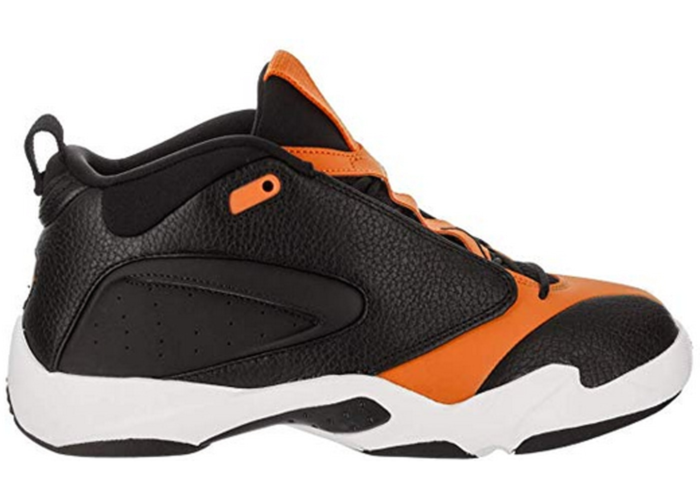 bfd3683c0d5 Jordan Jumpman Quick 23 Black Orange Peel - AH8109-008