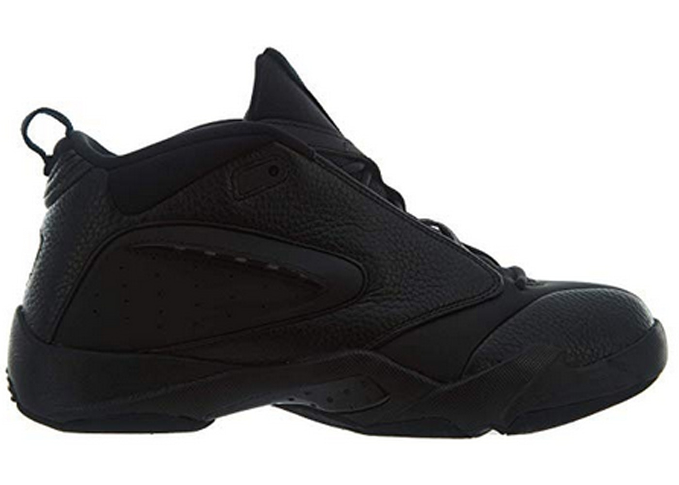 58fe26982cc Jordan Jumpman Quick 23 Triple Black - AH8109-001
