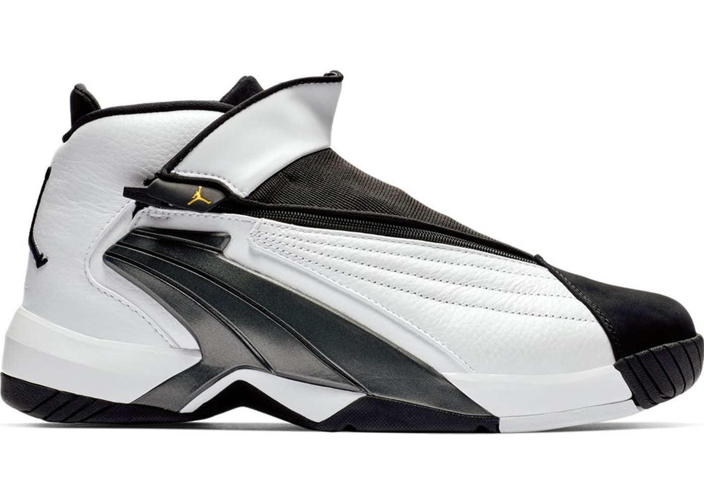 pretty nice f9252 a5afb Jordan Jumpman Swift White Black - AT2555-100