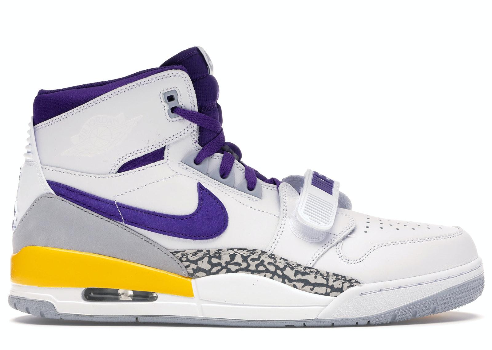 Jordan Legacy 312 Lakers