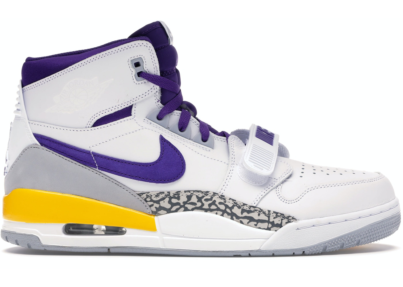 best sneakers 86cf5 17d47 Sell. or Ask. Size 7. View All Bids. Jordan Legacy 312 Lakers