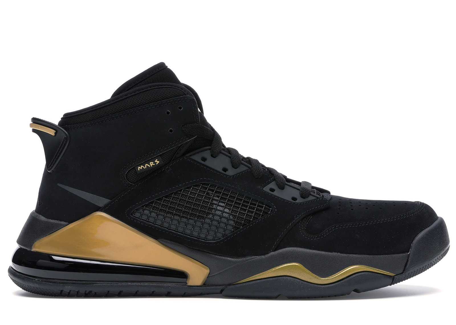 Jordan Mars 270 Black Gold - CD7070-007