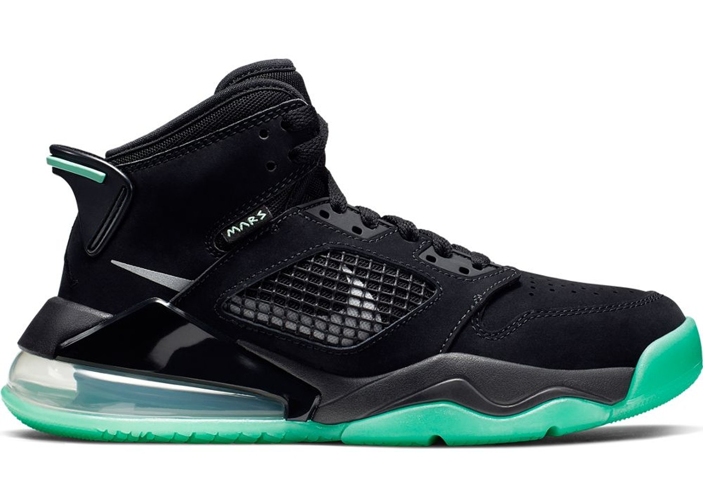 475cb680 Sell. or Ask. Size: 7Y. View All Bids. Jordan Mars 270 Black Green Glow ...