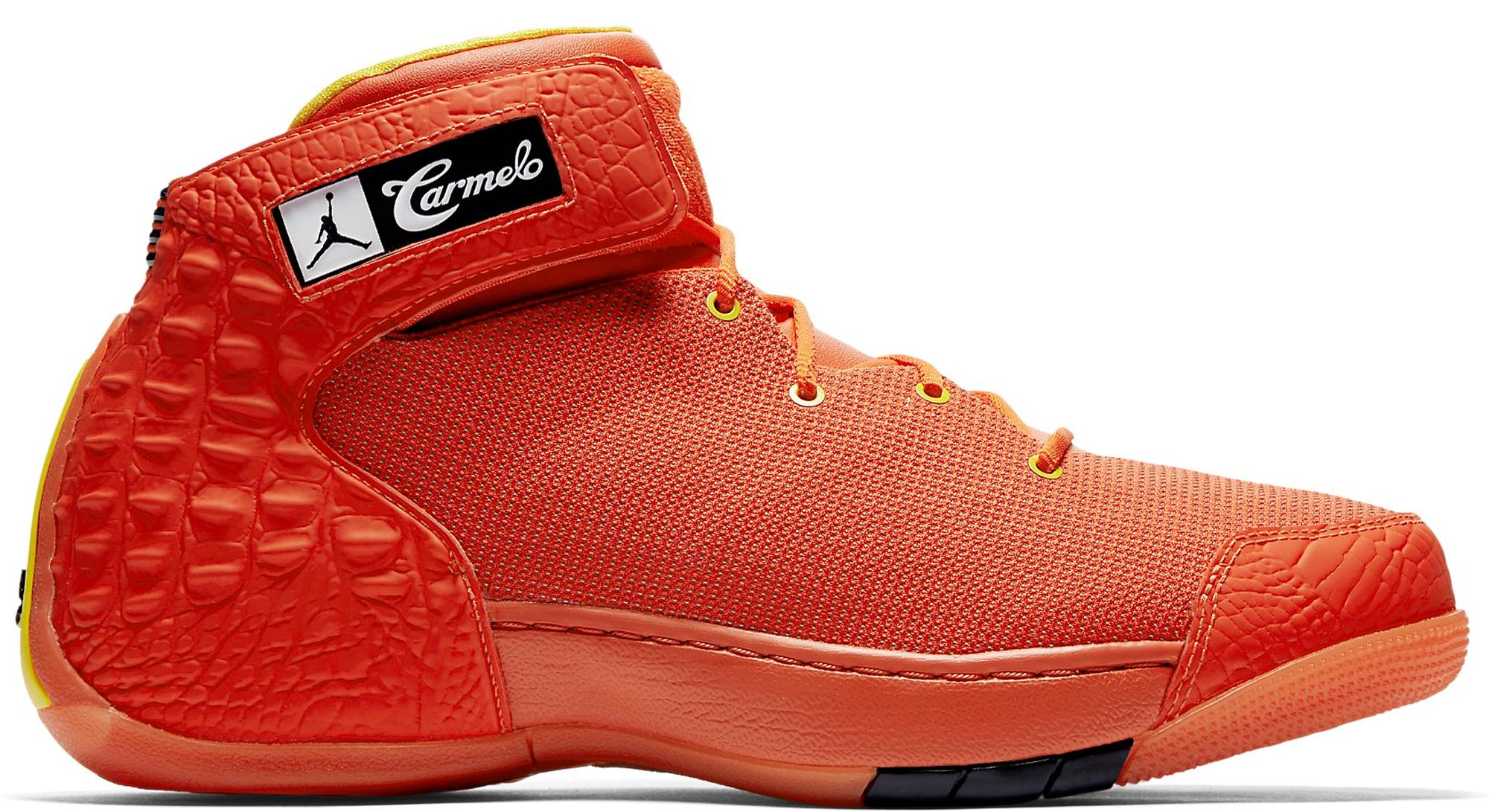 Jordan Melo 1.5 OKC PE - Sneakers