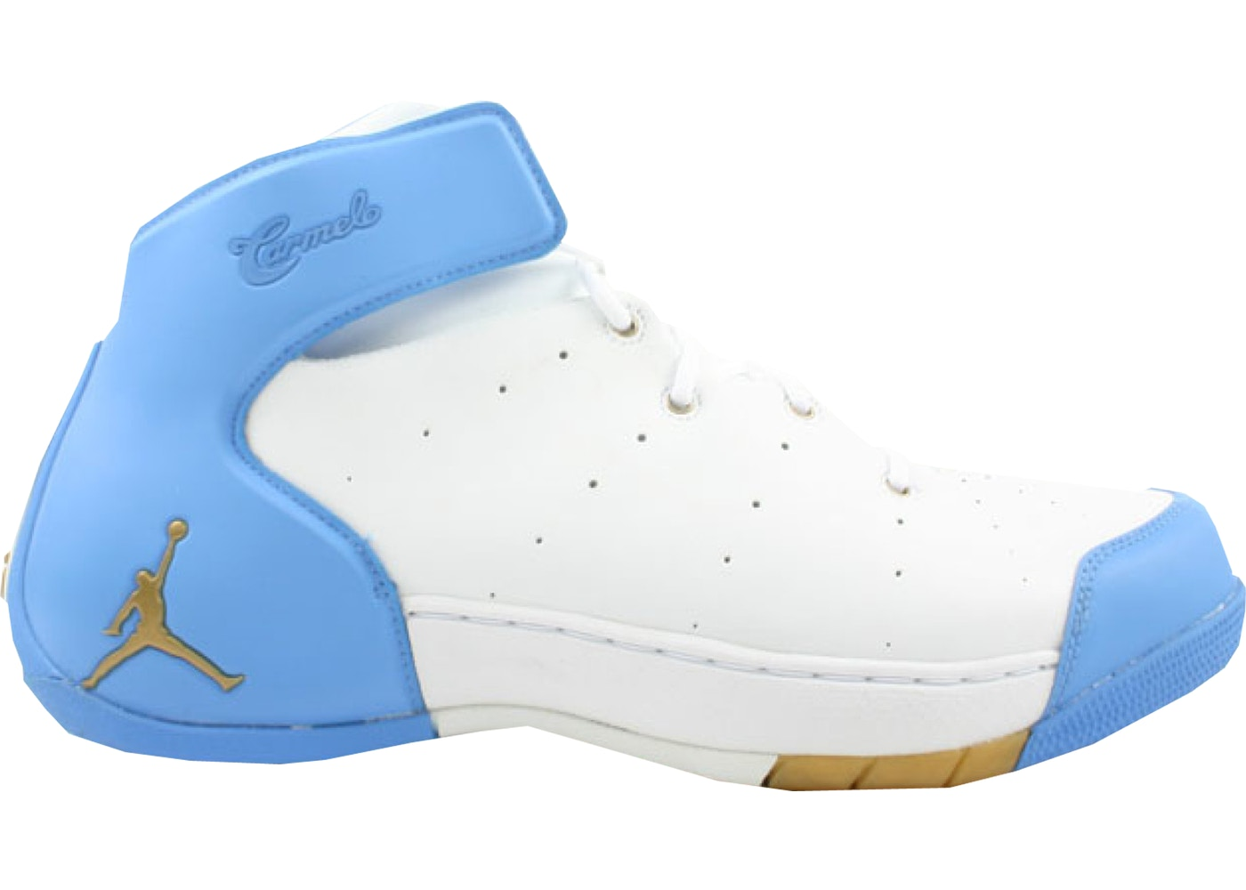 Jordan Melo 1.5 White University Blue OG - 309265-171 4727441a9