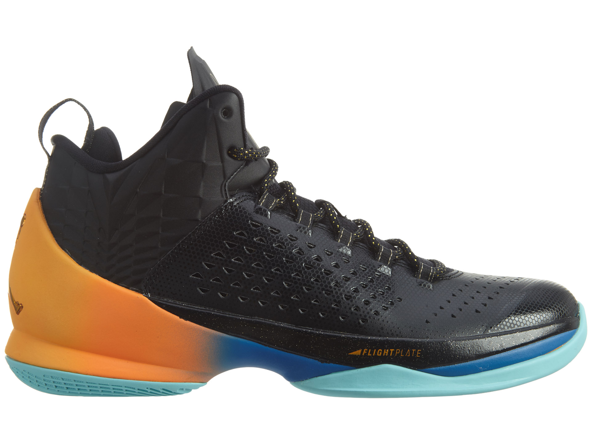 285c80fed38070 ireland jordan melo m11 black metallic gold bright ctrs lsr 75eef 780a9