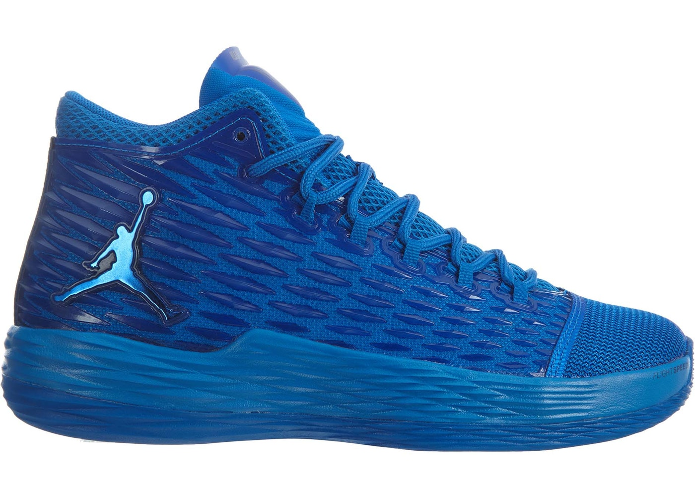 ee8f1ff33054 Jordan Melo M13 Soar Deep Royal Blue - 881562-402