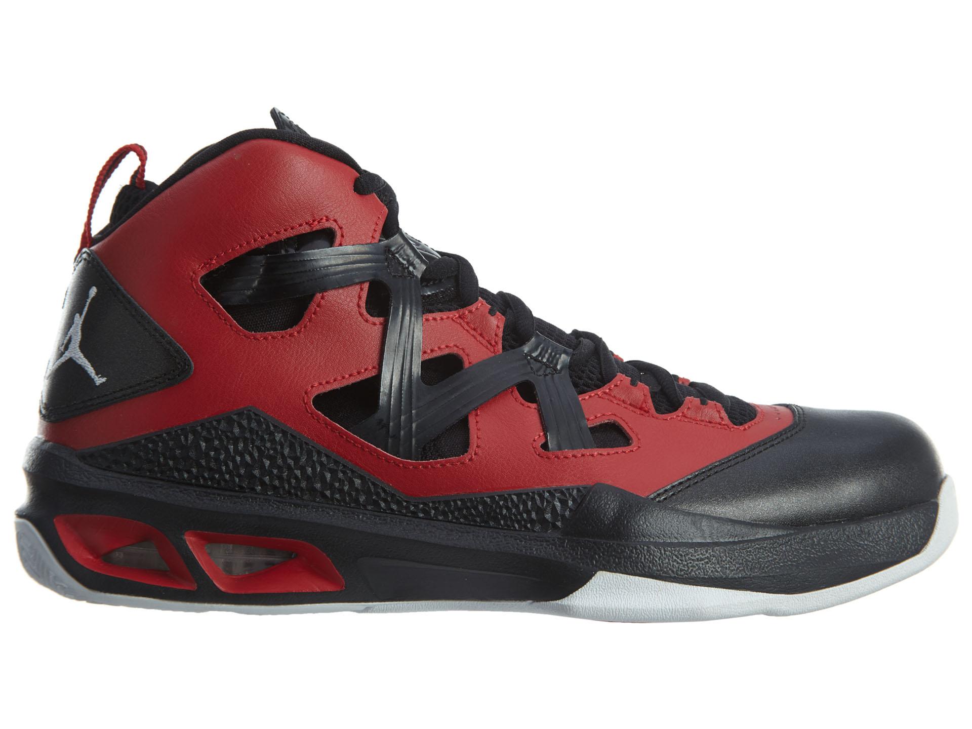 Jordan Melo M9 Gym Red/White-Black