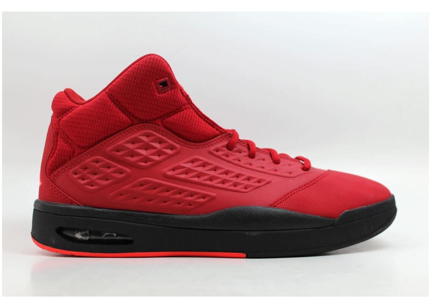 bardzo tanie amazonka informacje o wersji na Air Jordan New School Gym Red/Infrared 23-Black - 768901-623