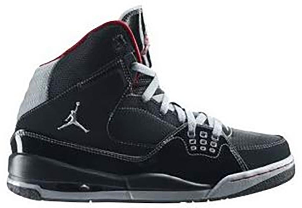 Jordan SC-1 Black Stealth - 407492-001