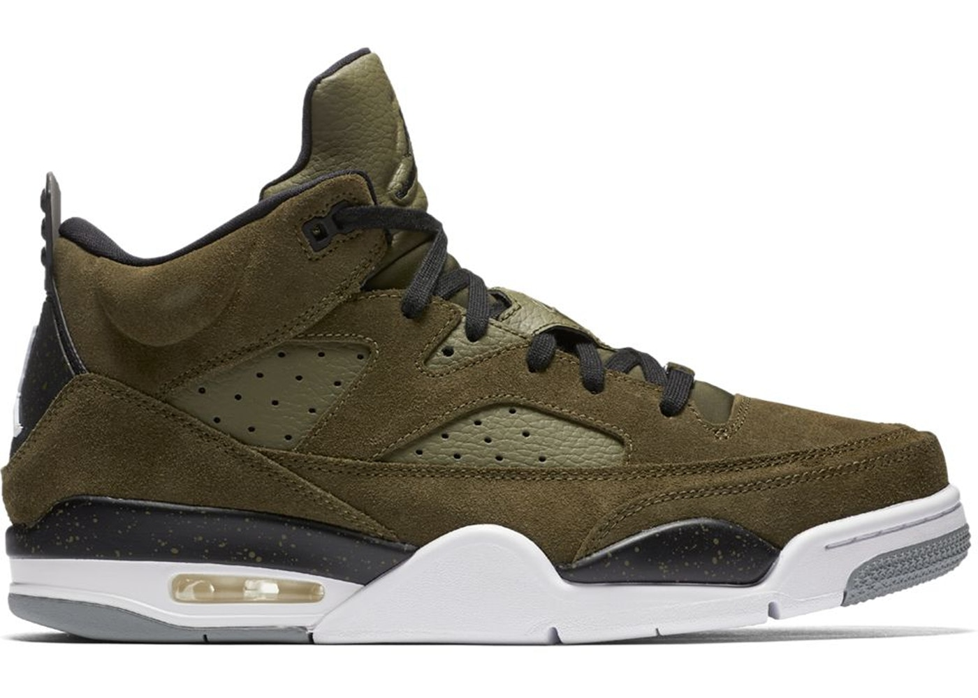 3e05a43c741 HypeAnalyzer · Jordan Son Of Mars Low Olive Canvas